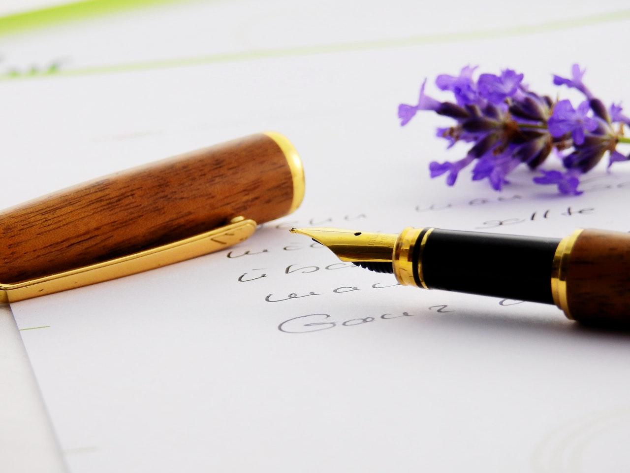 Kategoria: Słowem o pisaniu